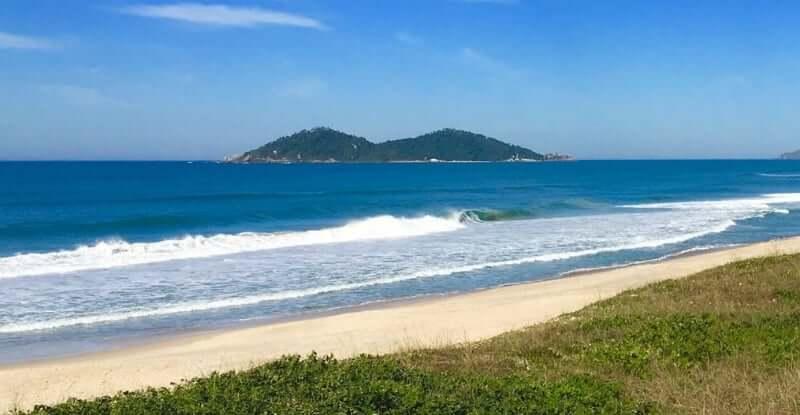 Praias do sul de Florianópolis: Praia do Campeche