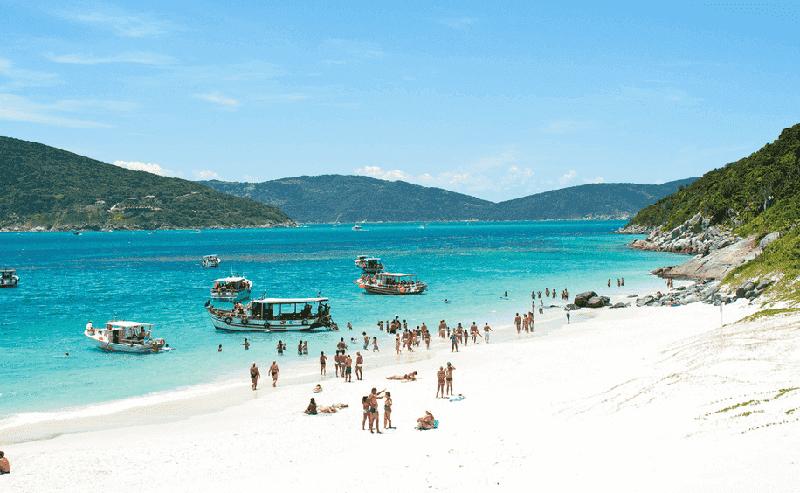 Praia do Farol no Rio de Janeiro