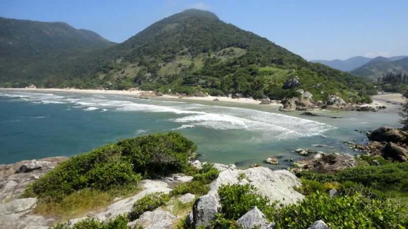 Praias do sul de Florianópolis: Praia do Matadeiro