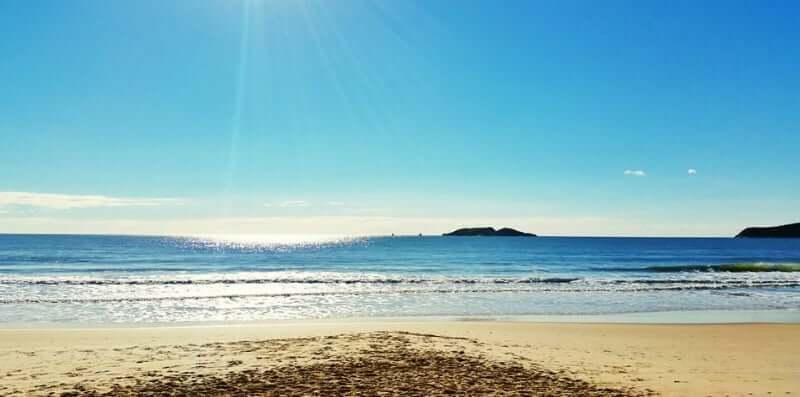 Praias do norte de Florianópolis: Praia dos Ingleses
