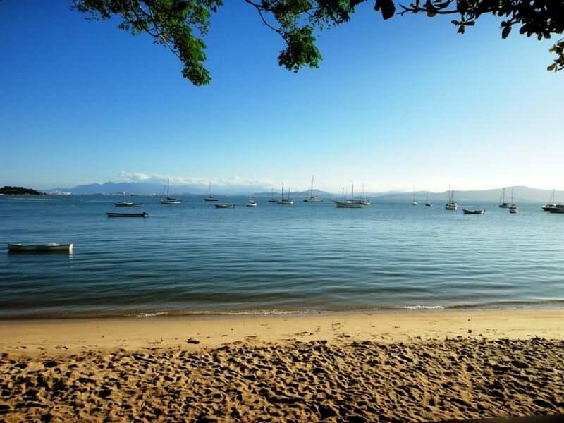 Praias do norte de Florianópolis: Santo Antônio de Lisboa
