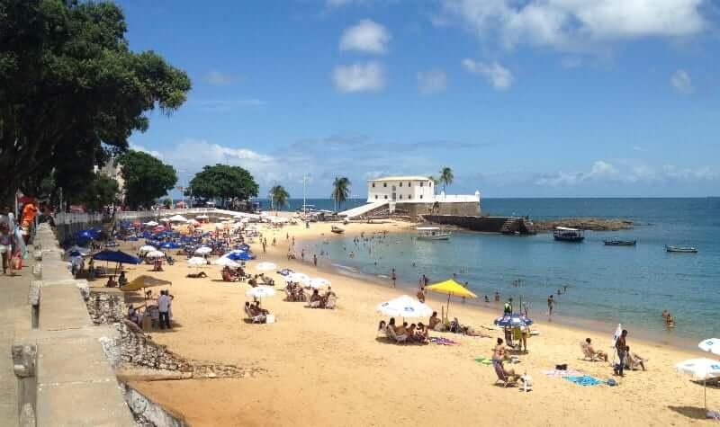 Melhores praias em Salvador: Porto da Barra
