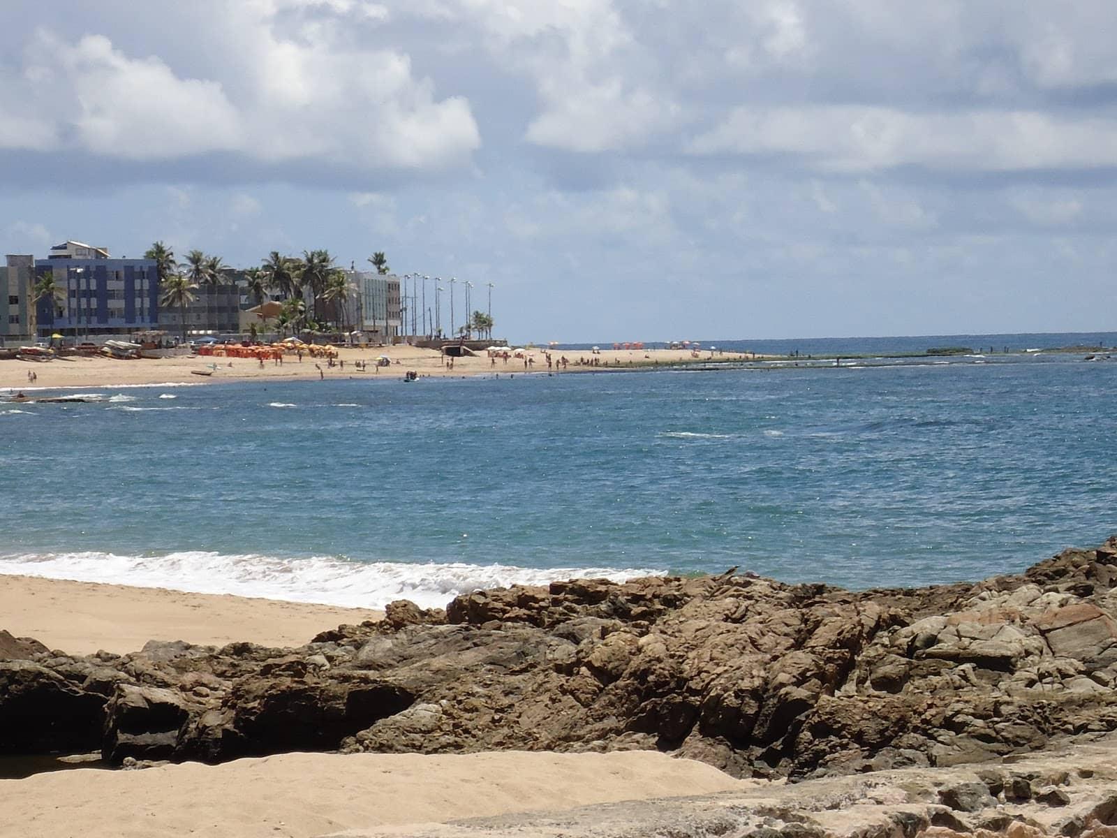 Melhores praias em Salvador: Praia de Amaralina