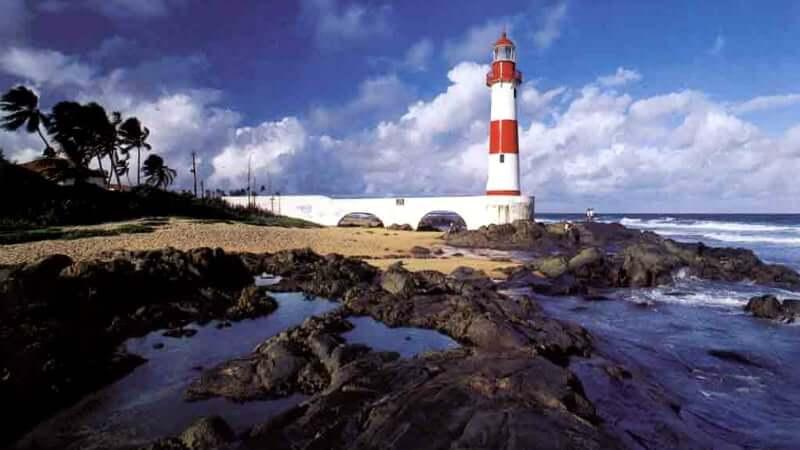 Melhores praias em Salvador: Praia de Itapuã