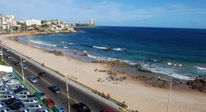 Melhores praias em Salvador: Praia de Ondina