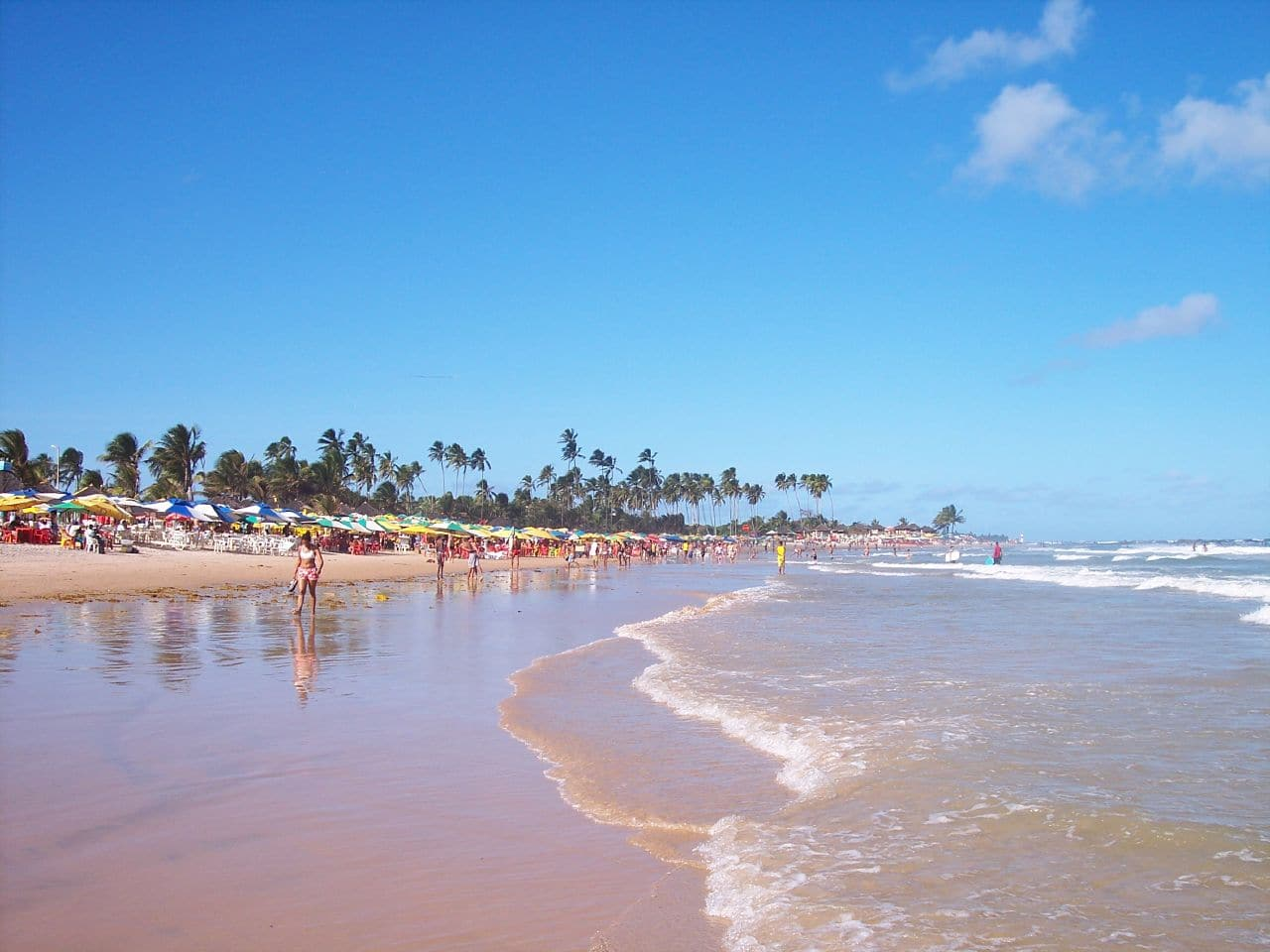 Melhores Praias de Salvador: Praia de Piatã