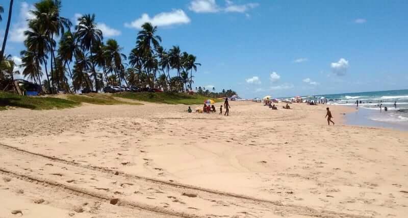 Melhores praias em Salvador: Praia de Stella Maris