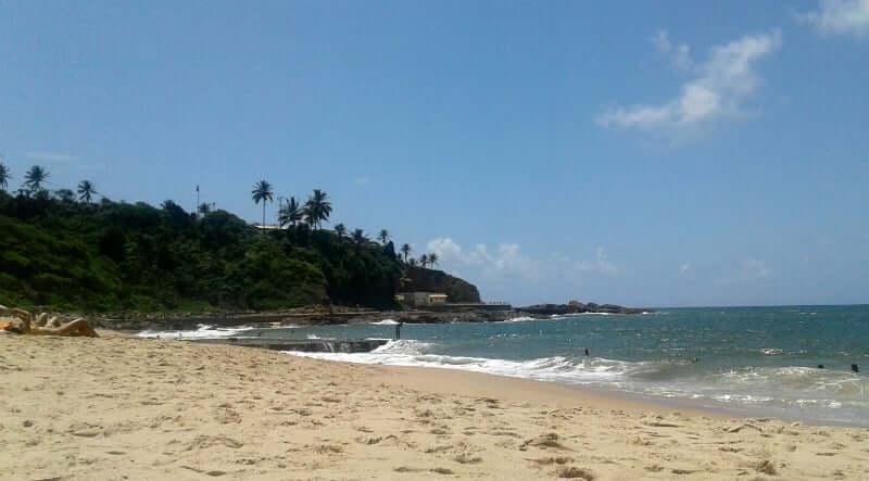 Melhores praias em Salvador: Praia do Buracão
