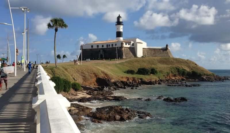 Melhores praias em Salvador: Praia do Farol da Barra