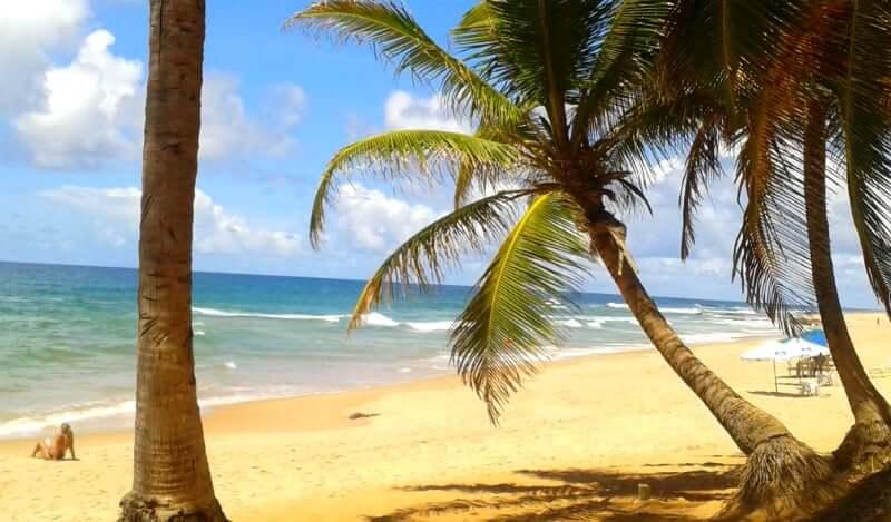 Melhores praias em Salvador: Praia do Flamengo