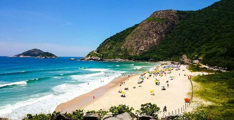 Prainha no Rio de Janeiro