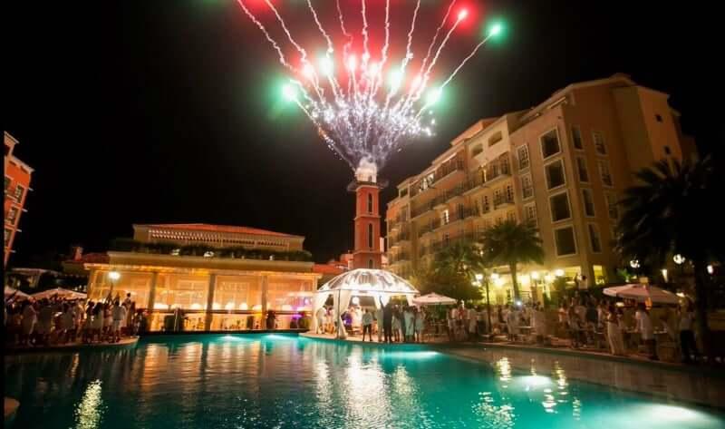 Réveillon em Florianópolis: Il Campanario Villagio Resort