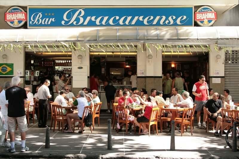 Bar Bracarense no Rio de Janeiro