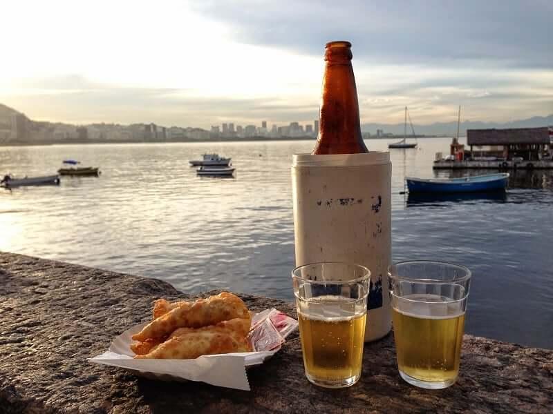 Bar Urca no RIo de Janeiro