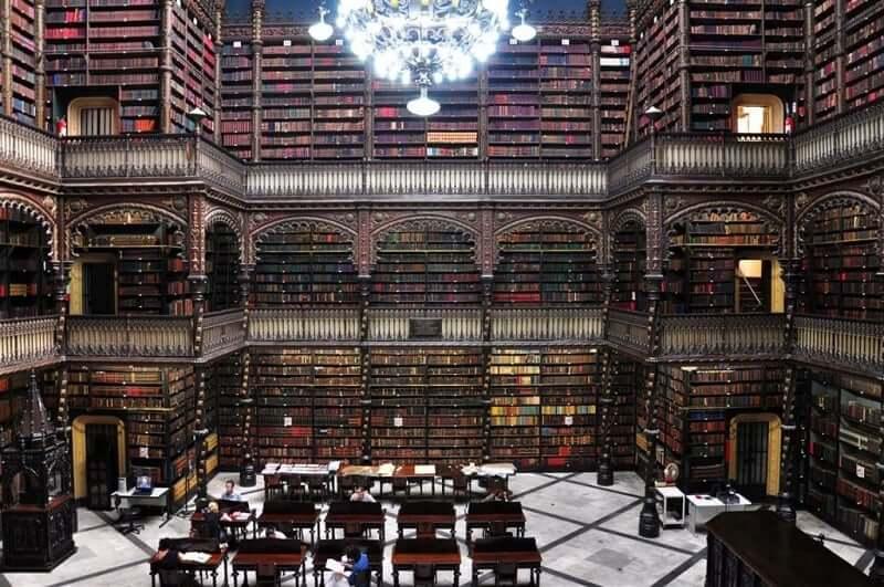 O que fazer no Rio de Janeiro: Bibliotexa Nacional