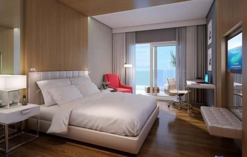 Hotel Laghetto Stilo Barra no Rio de Janeiro