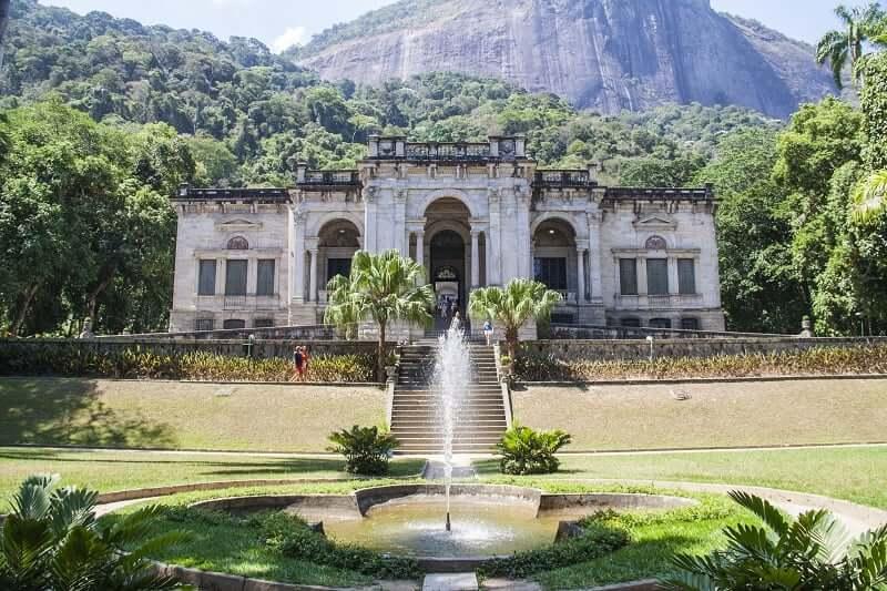 Parque da Lage no Rio de Janeiro