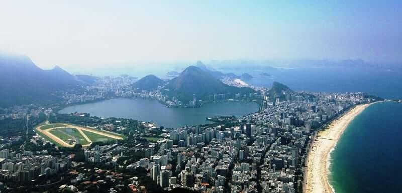 Trilha do Morro Dois Imãos no Rio de Janeiro