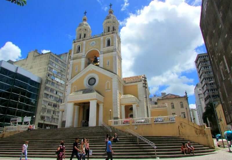 Roteiro de 4 dias em Florianópolis: Catedral Metropolitana de Florianópolis