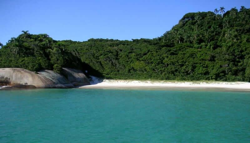 Roteiro de 4 dias em Florianópolis: Ilha do Campeche