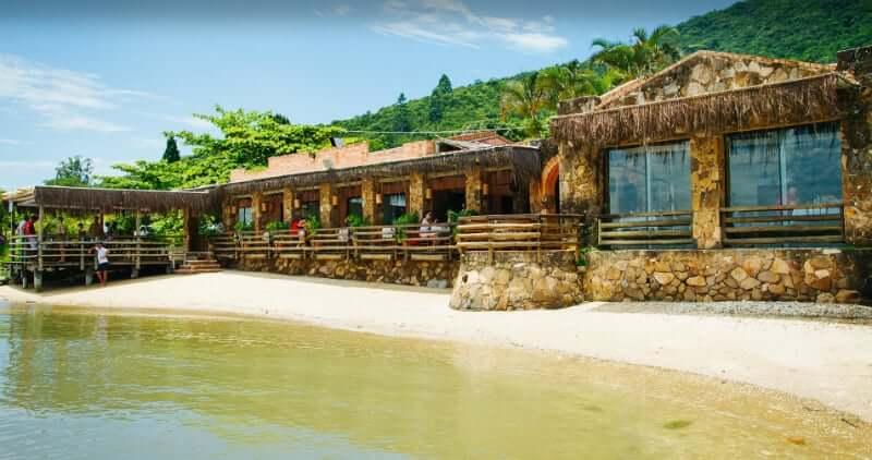 Roteiro de 4 dias em Florianópolis: Restaurante Porta do Contrato