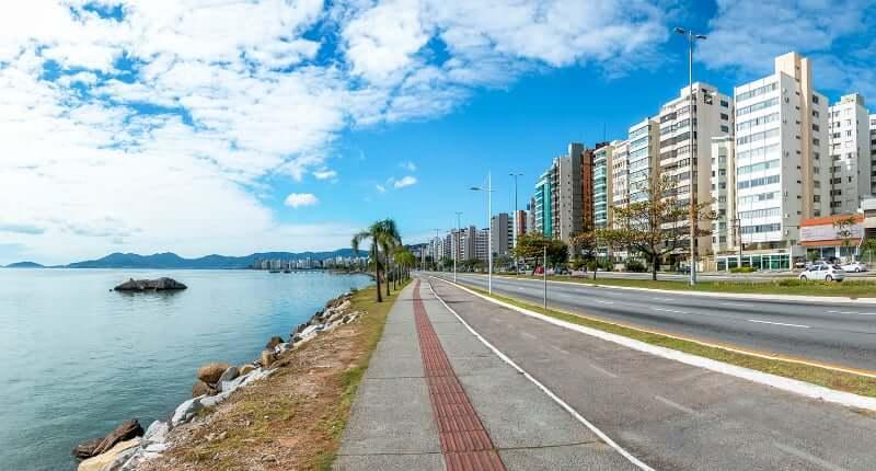 Roteiro de 5 dias em Florianópolis: Beira Mar Norte