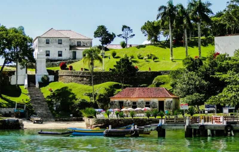 Roteiro de 5 dias em Florianópolis: Ilha de Anhatomirim