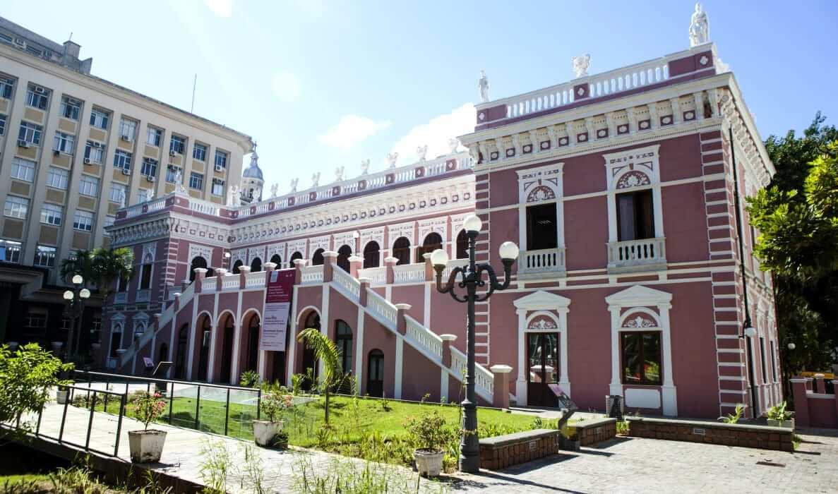 Roteiro de 5 dias em Florianópolis: Palácio Cruz e Sousa