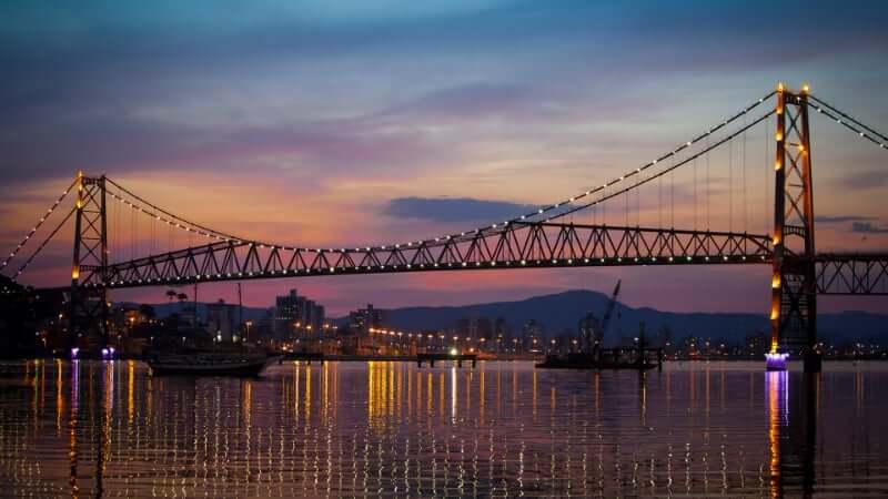 Roteiro de 5 dias em Florianópolis: Ponte Hercílio Luz