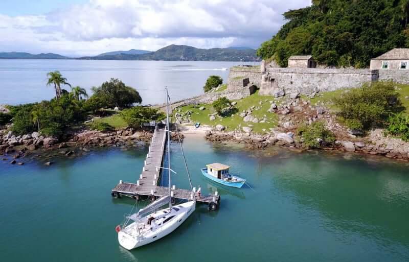 Roteiro de 5 dias em Florianópolis: Ilha Ratones Grande