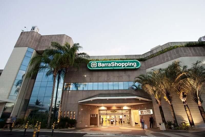 Barra Shopping no Rio de Janeiro