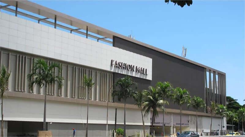 Shopping Fashion Mall no Rio de Janeiro