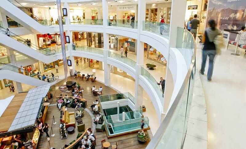 Shopping Leblon no Rio de Janeiro