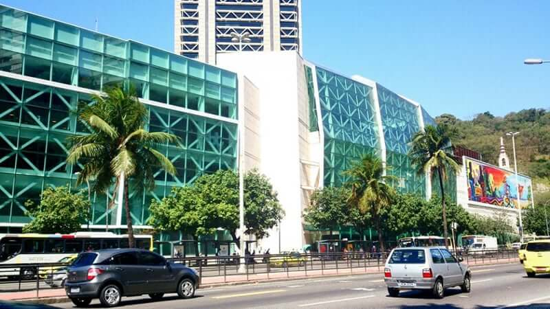 Shopping Rio Sul no Rio de Janeiro