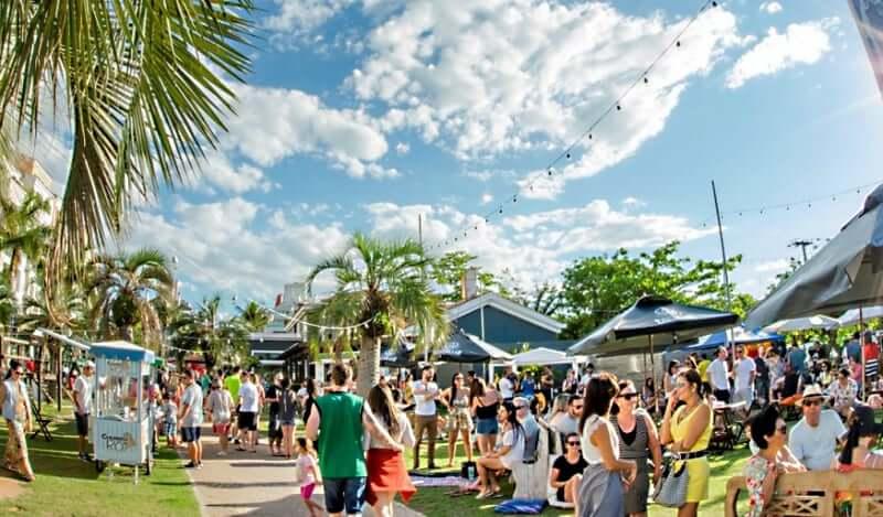 Mapa Turístico de Florianópolis: Jurerê Open Shopping