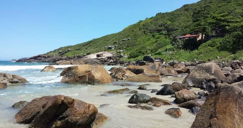 Praias do sul de Florianópolis: Ribeirão da Ilha