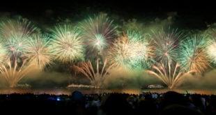 Ano Novo em Salvador