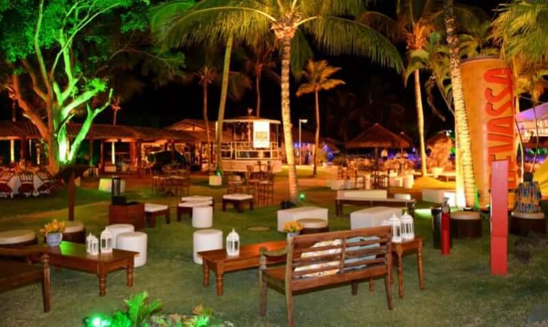 Ano Novo em Salvador: Fiesta Bahia Hotel