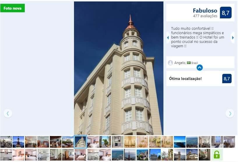 Melhores hotéis em Salvador: Avaliação do Fera Palace Hotel