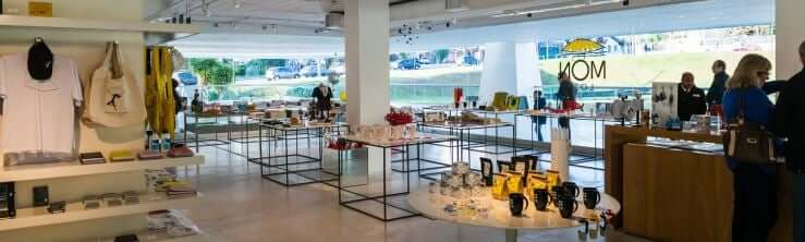 Museu Oscar Niemeyer: Loja
