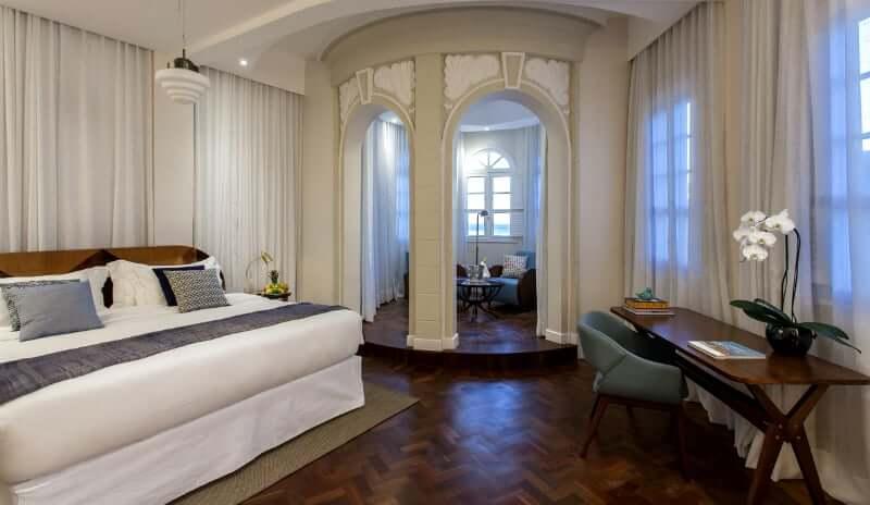 Lua de mel em Salvador: Fera Palace Hotel