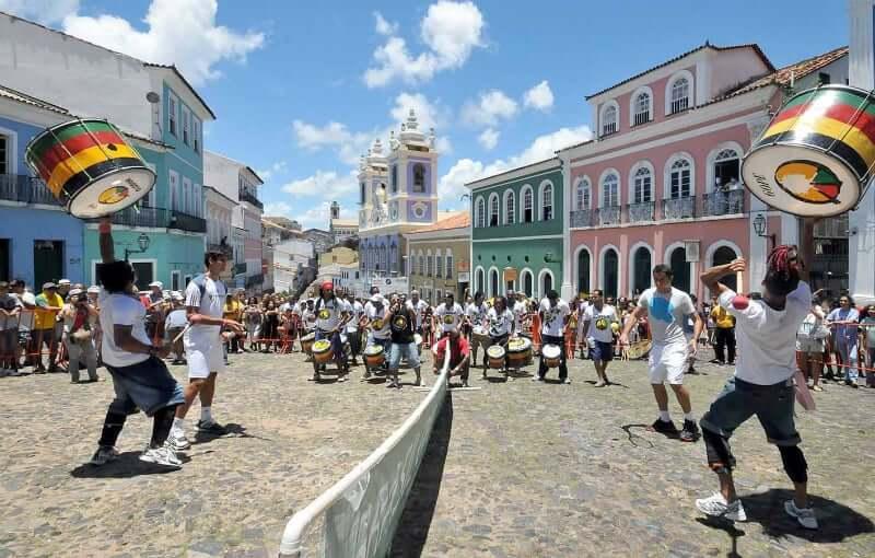 Lua de mel em Salvador: Pelourinho