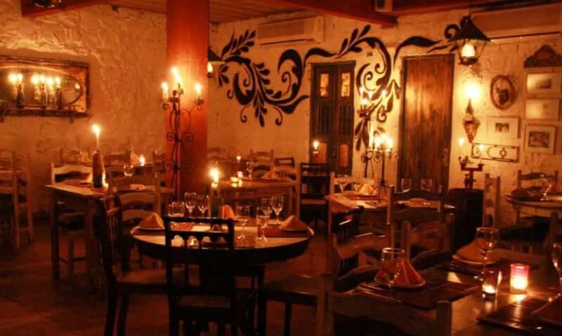 Lua de mel em Salvador: Restaurante Osteria dell'Agazzi