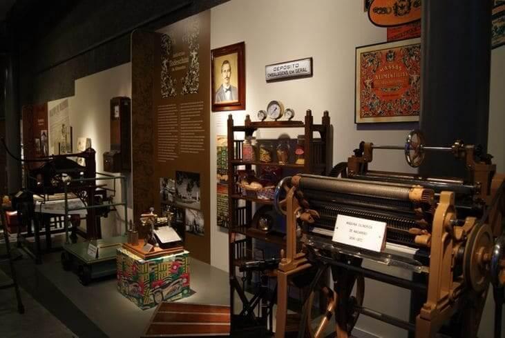 Museu Paranaense em Curitiba: Exposição