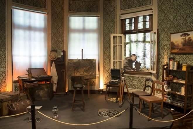 Museu Paranaense em Curitiba: História