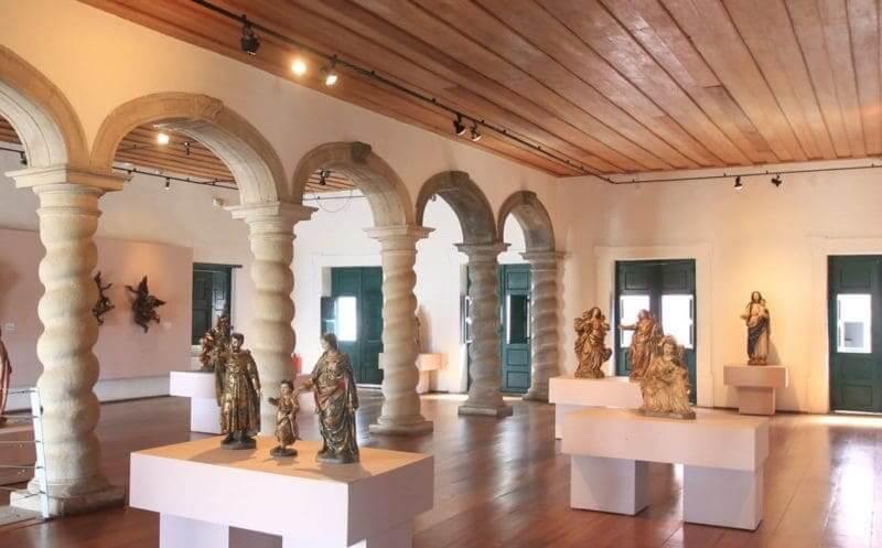 Museus em Salvador: Exposições do Museu de Arte Moderna da Bahia (MAM)