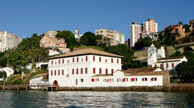 Museus em Salvador: Museu de Arte Moderna da Bahia (MAM)
