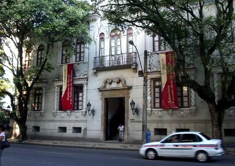 Museus em Salvador: Museu de Arte da Bahia