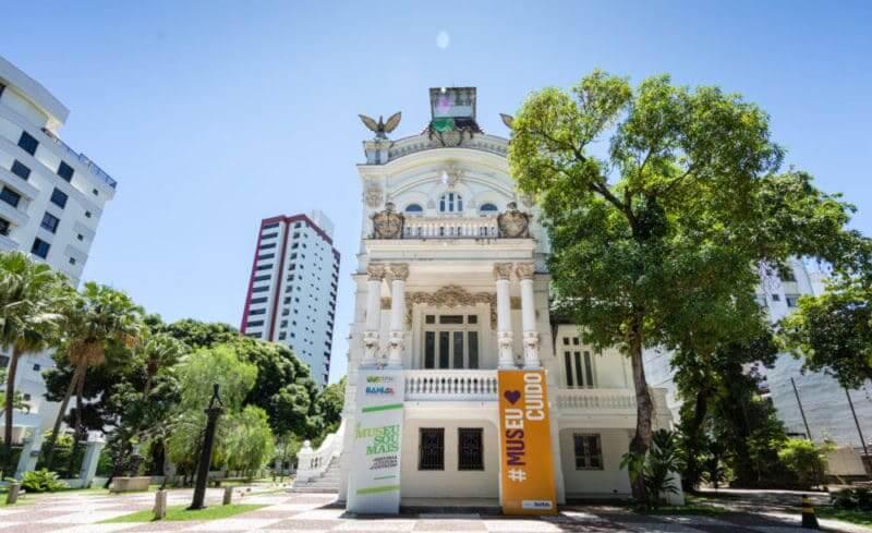 Museus em Salvador: Museu Palacete das Artes