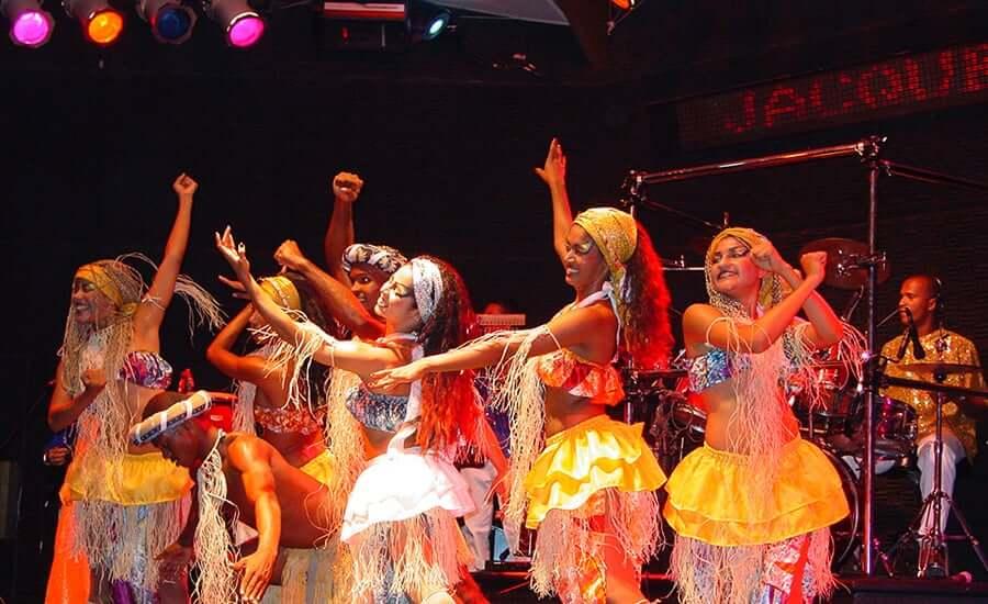 O que fazer à noite em Salvador: Danças Folclóricas
